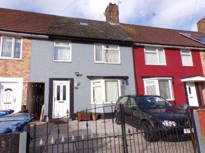 3 Bedrooms Mews House for sale in Greyhound Farm Road, Speke, Liverpool, Merseyside, L24