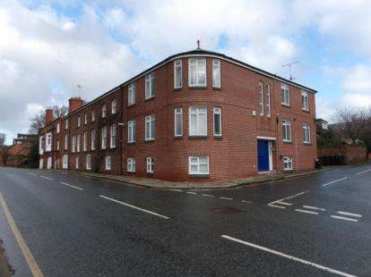2 Bedrooms Flat for sale in Blackfriars House, Black Friars, Chester, Cheshire, CH1