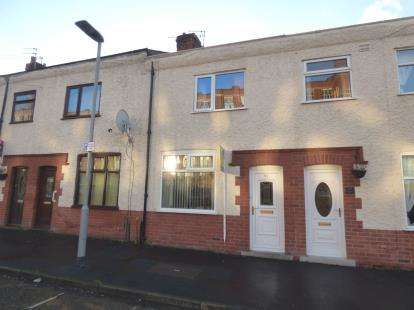 2 Bedrooms Terraced House for sale in Balcarres Road, Ashton-on-Ribble, Preston, Lancashire, PR2