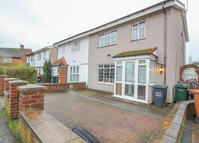 3 Bedrooms Semi Detached House for sale in Bramshaw Gardens, South Oxhey