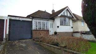 2 Bedrooms Bungalow for sale in Saltdean Vale, Saltdean, Brighton, East Sussex