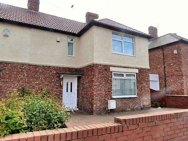 3 Bedrooms Semi Detached House for sale in Sunderland Road, South Shields