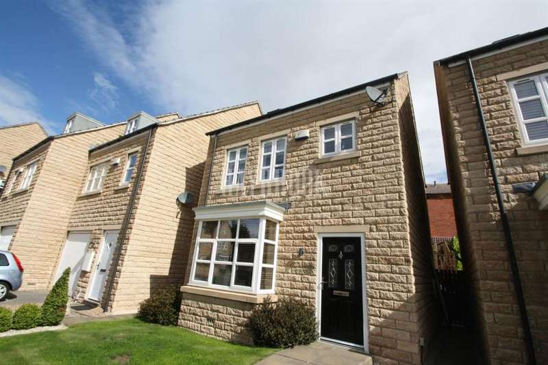 4 Bedrooms Detached House for sale in Chantry Orchards, Dodworth