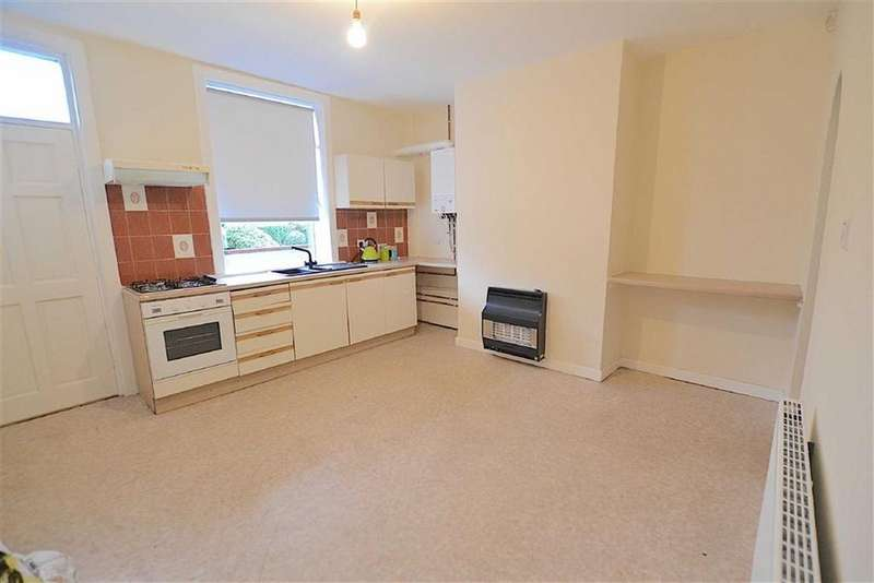 2 Bedrooms Terraced House for sale in Tennis Street, Burnley, Lancashire