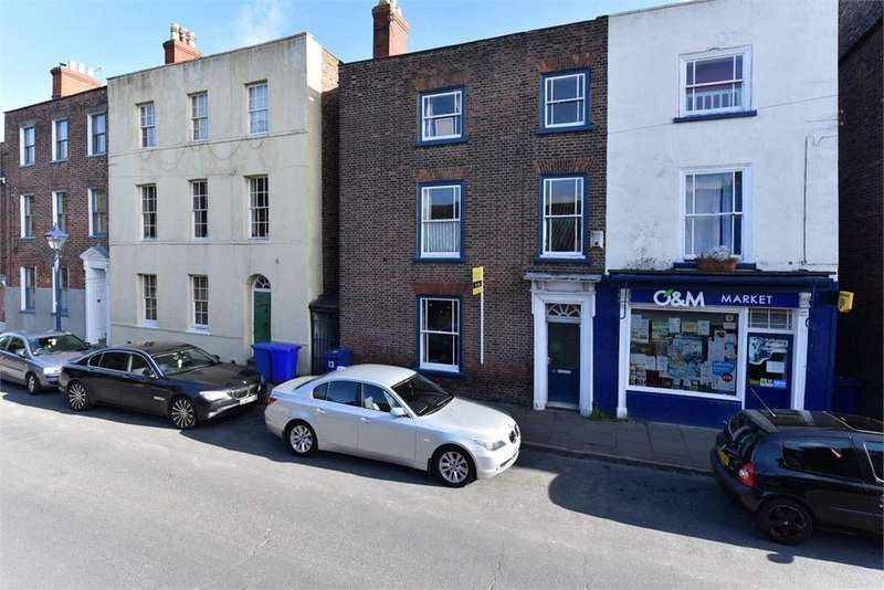 4 Bedrooms Semi Detached House for sale in Witham Place, Boston, Lincolnshire