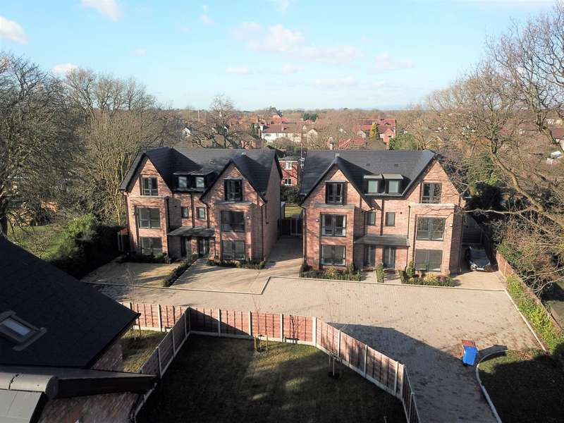 4 Bedrooms Semi Detached House for sale in Manor Place, Cheadle Hulme