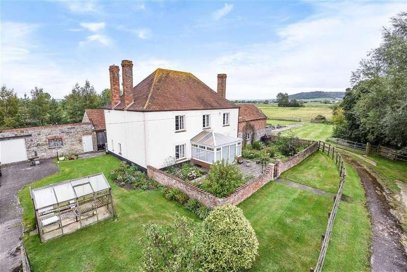 5 Bedrooms Detached House for sale in Othery, Othery, Bridgwater, Somerset, TA7