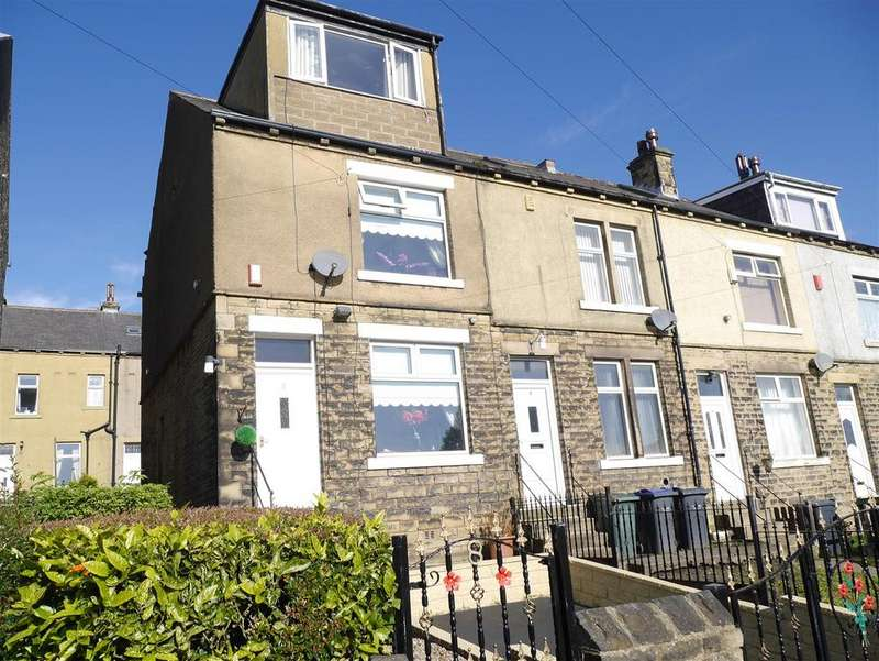 3 Bedrooms Terraced House for sale in 8 Intake Terrace, Fagley, Bradford, BD2 3ND