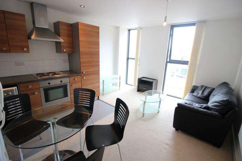 1 Bedroom Apartment Flat for sale in Skyline Chambers, Ludgate Hill, Northern Quarter