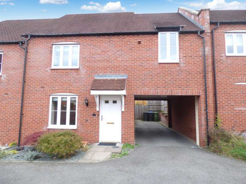 3 Bedrooms Mews House for sale in Griffiths Close, Stratford Upon Avon