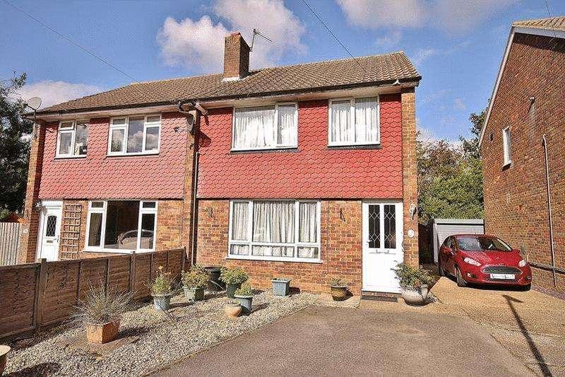 3 Bedrooms Semi Detached House for sale in Albert Road, Warlingham