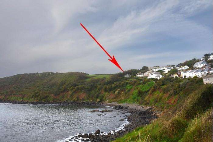 2 Bedrooms Town House for sale in SKYLIGHT BARN, COVERACK, TR12