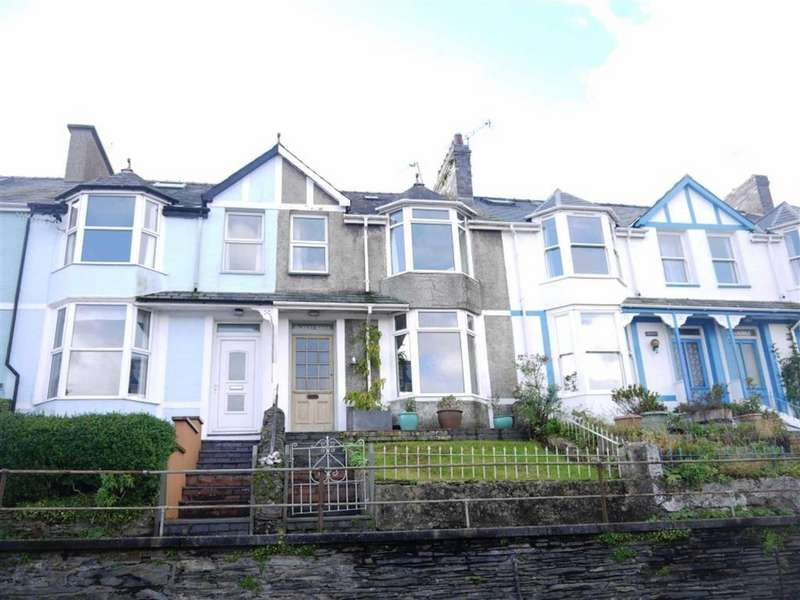 3 Bedrooms Terraced House for rent in Ralph Street, Borth Y Gest