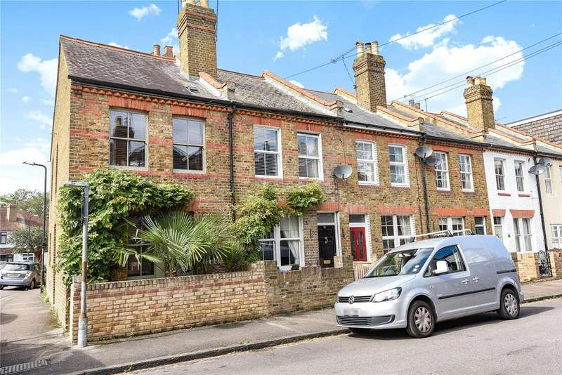 2 Bedrooms End Of Terrace House for sale in Bourne Avenue, Windsor, Berkshire, SL4