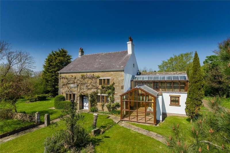 4 Bedrooms Detached House for sale in Preston Road, Grimsargh, Preston, Lancashire, PR2
