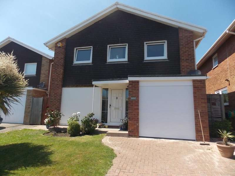 4 Bedrooms Detached House for sale in Saltdean