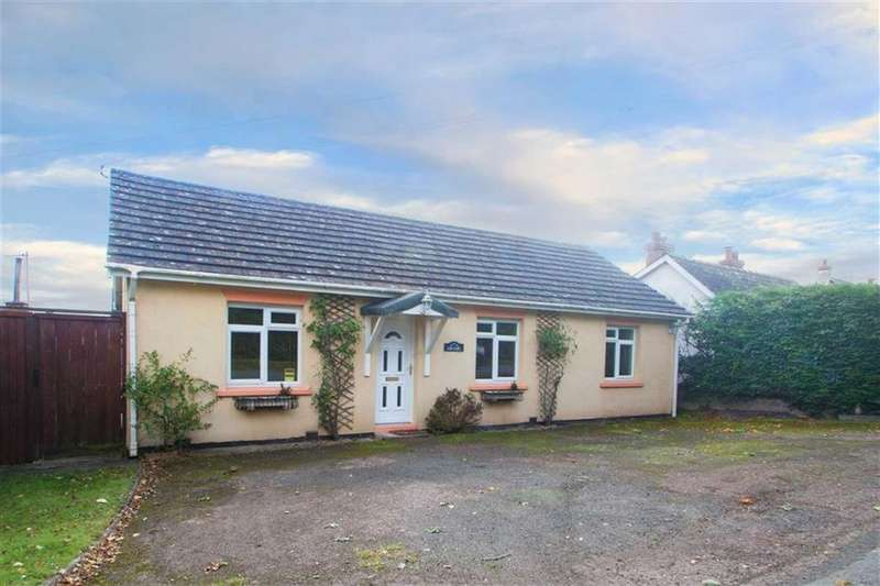 3 Bedrooms Bungalow for sale in RIDGE HILL, Ridgehill Hereford, Hereford
