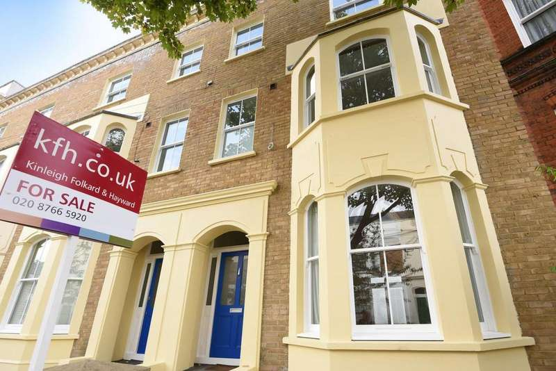 5 Bedrooms Terraced House for sale in Camden Hill Road, Crystal Palace