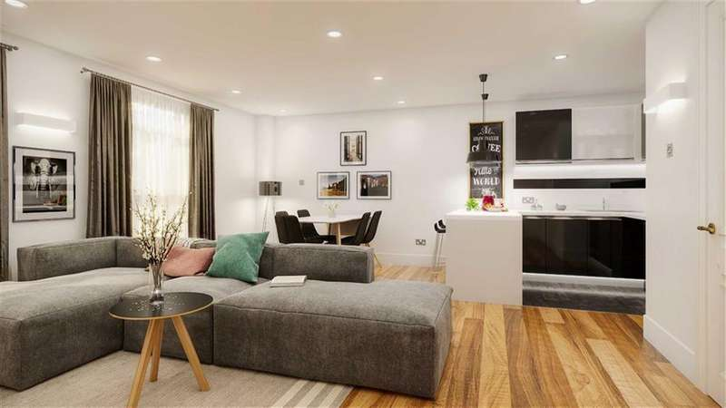 2 Bedrooms Apartment Flat for sale in Stamford New Road, Altrincham, Cheshire, WA14