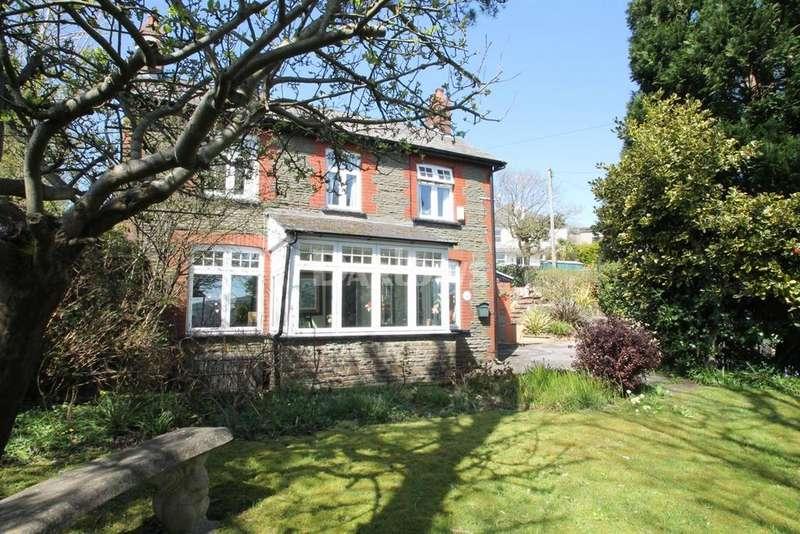3 Bedrooms Detached House for sale in Rock Cottages, Graigwen