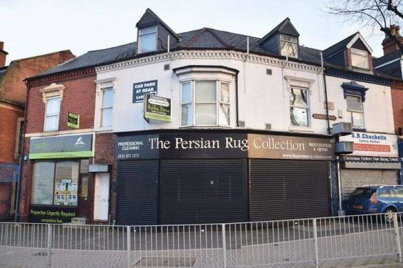 Property for sale in FOR SALE BY MODERN METHOD AUCTION - PRIME SELLY OAK LOCATION