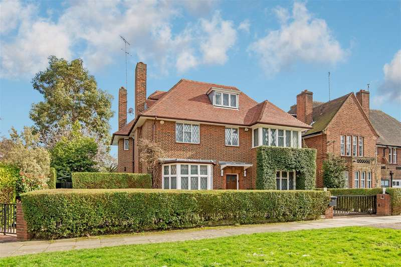 6 Bedrooms House for sale in Kingsley Way, Hampstead Garden Suburb N2
