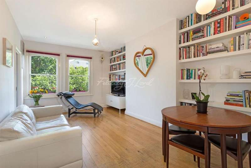 1 Bedroom Flat for sale in Kenninghall Road, E5