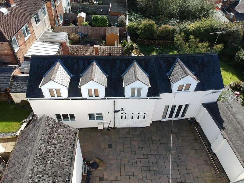 3 Bedrooms House for sale in Leicester Road, Narborough, Leicester