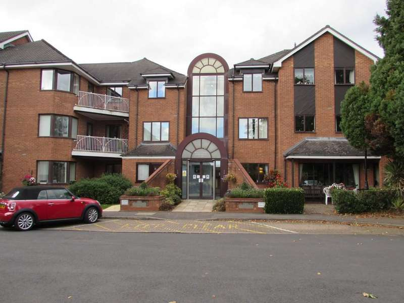 2 Bedrooms Apartment Flat for sale in Beech Court, Bushell Drive