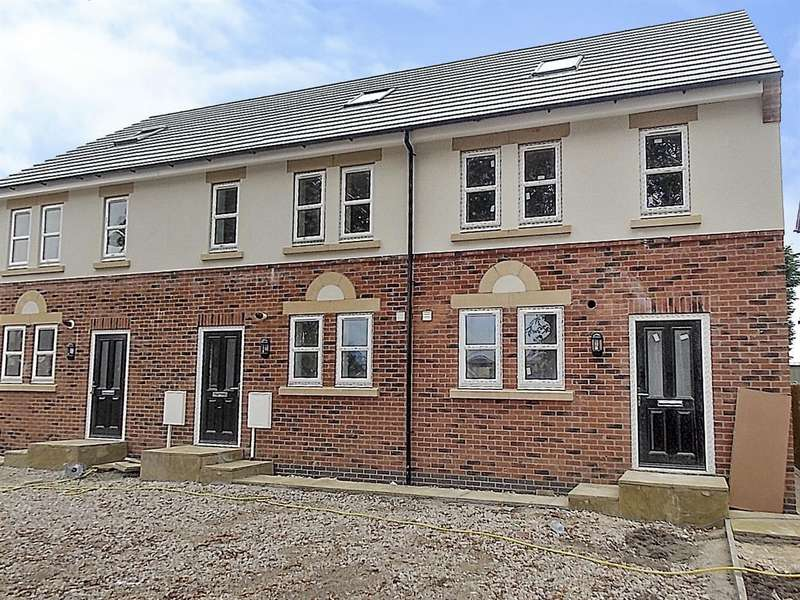 3 Bedrooms End Of Terrace House for sale in Acton Road, Long Eaton