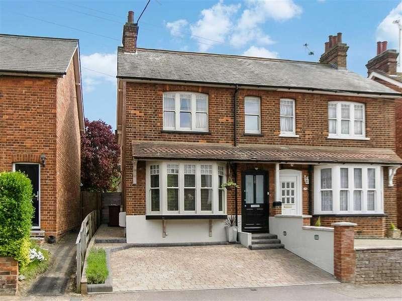 3 Bedrooms Semi Detached House for sale in Letchmore Road, Stevenage, Hertfordshire, SG1