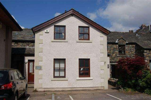 2 Bedrooms Terraced House for sale in Tithe Barn Mews, Keswick, Cumbria