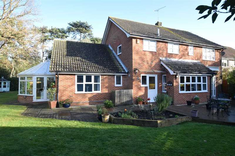 5 Bedrooms Detached House for sale in Redwood Drive, Writtle, Chelmsford