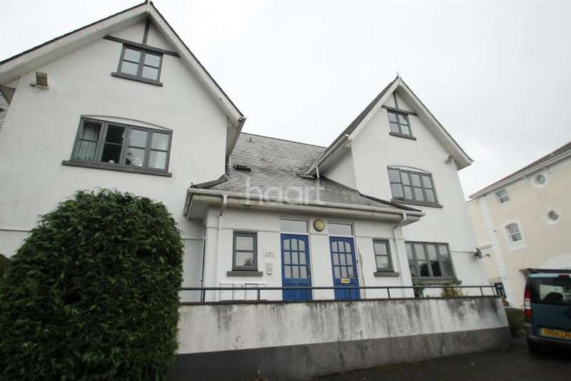 2 Bedrooms Flat for sale in St Cecilia Court, Newport