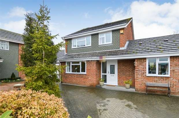 4 Bedrooms Detached House for sale in Upper Shott, Cheshunt, Hertfordshire