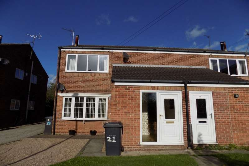 2 Bedrooms Flat for rent in Handsworth Gardens, Armthorpe, Doncaster, DN3