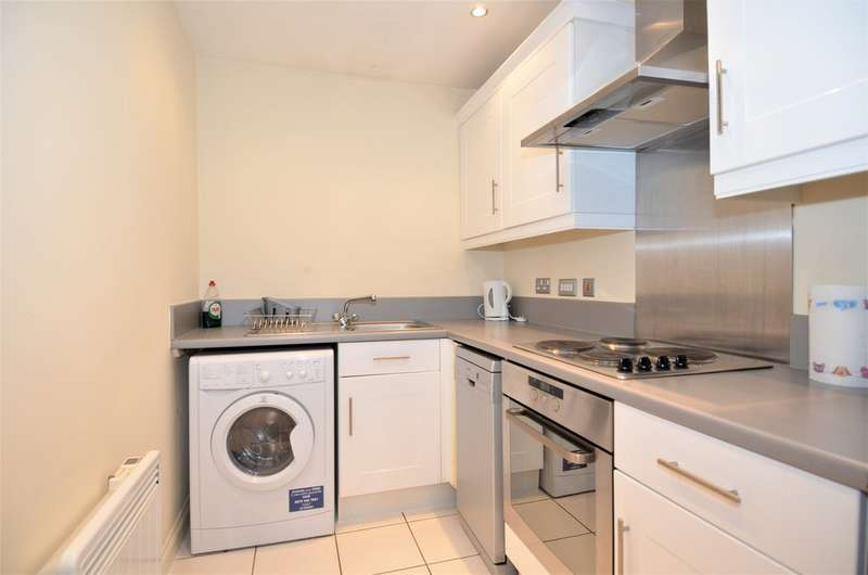 1 Bedroom Apartment Flat for sale in Linacre House, Archdale Close, Chesterfield S40