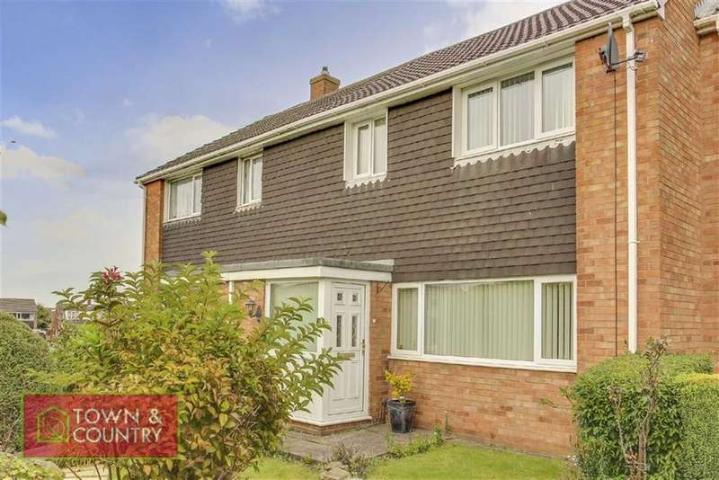 3 Bedrooms Terraced House for sale in Lime Close, Connah's Quay, Deeside, Flintshire