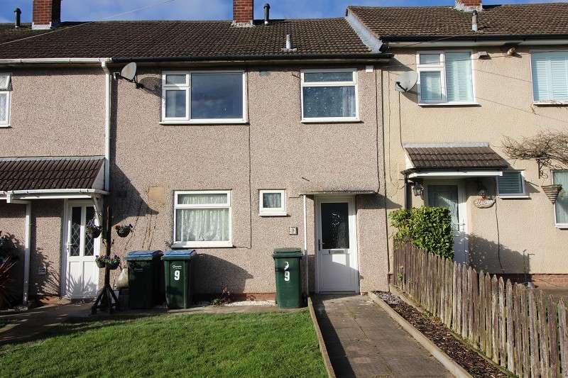 3 Bedrooms Terraced House for sale in Bliss Close, Tile Hill, Coventry, CV4 9QA