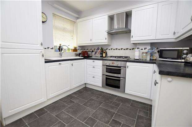 2 Bedrooms End Of Terrace House for sale in The Bassetts, Stroud, Gloucestershire, GL5 4SJ