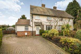 3 Bedrooms Semi Detached House for sale in Kenrick Square, Bletchingley, Redhill, Surrey