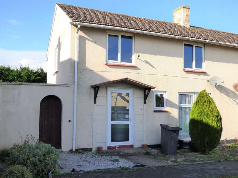 3 Bedrooms Semi Detached House for sale in Gibson Road, Paignton