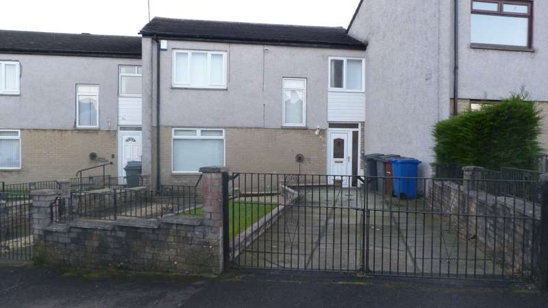 3 Bedrooms Terraced House for rent in Cuillins Avenue, Port Glasgow