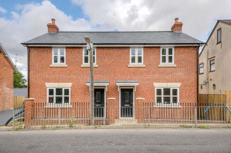 3 Bedrooms Semi Detached House for sale in Forest Road, Hartwell