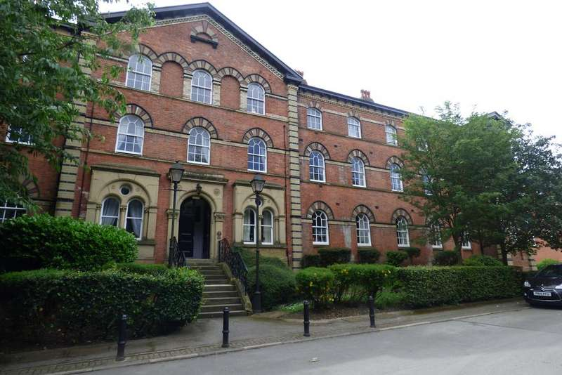 2 Bedrooms Apartment Flat for rent in Northgate Lodge, Pontefract WF8