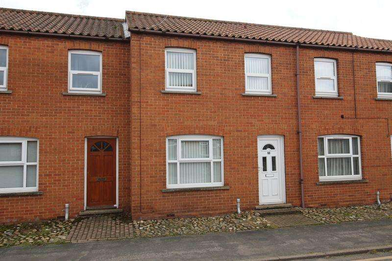 2 Bedrooms Terraced House for sale in High Street, Wainfleet, Nr. Skegness