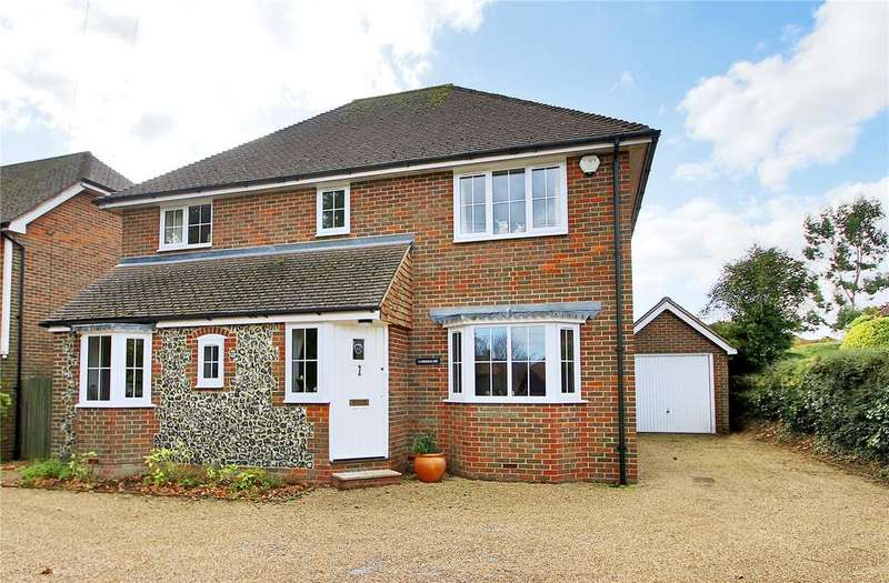 4 Bedrooms Detached House for sale in The Street, Plaxtol, Sevenoaks, Kent, TN15