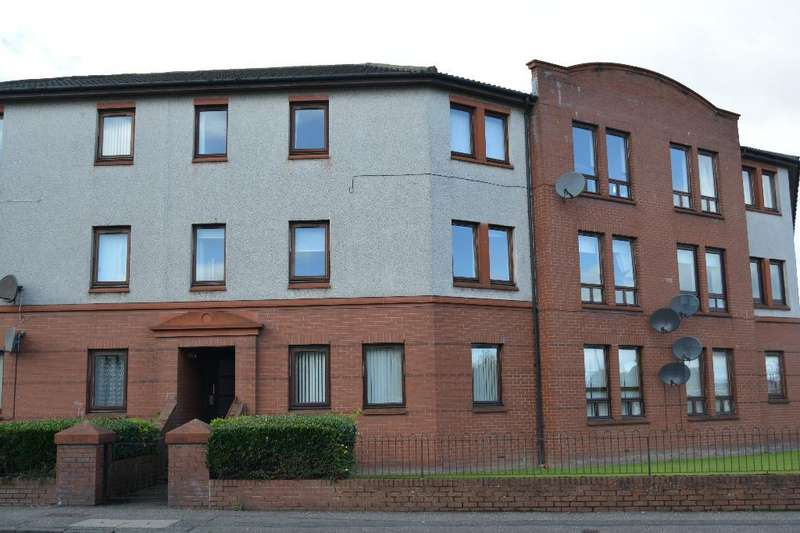 2 Bedrooms Flat for sale in Ladysgate Court, Carronshore, Falkirk, FK2 8HE