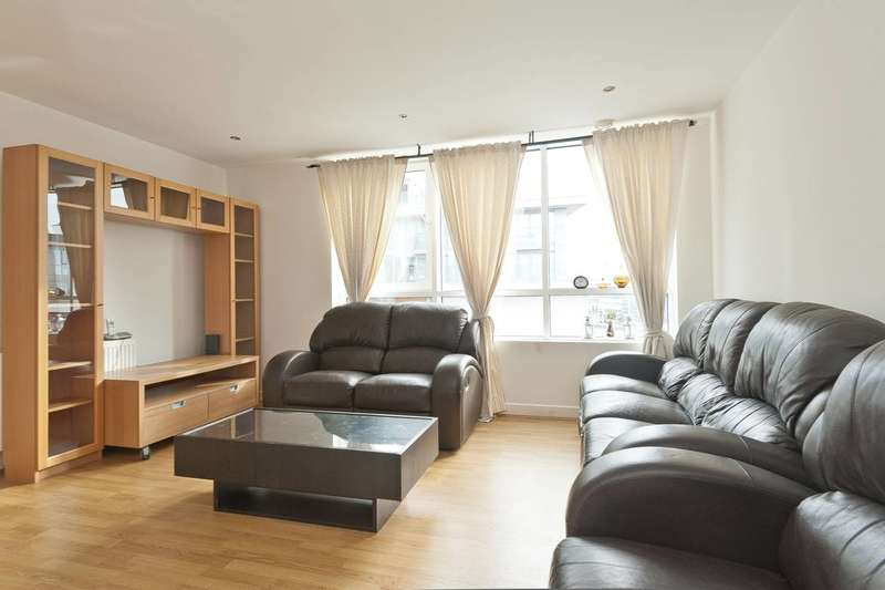 2 Bedrooms Flat for sale in Oceanis Apartments, Royal Docks, E16