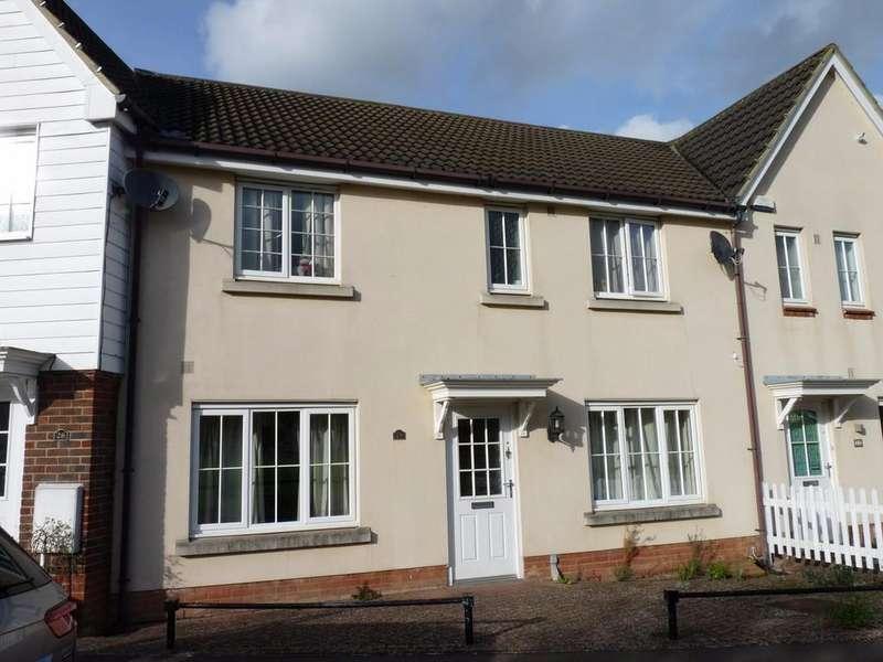 3 Bedrooms Terraced House for rent in Edenbridge